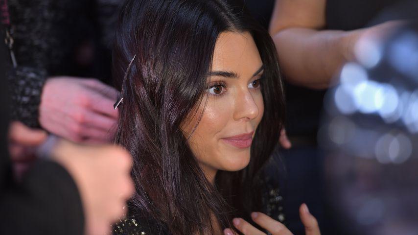 Wegen Kardashian-Schwestern: Kendall Jenner litt unter Akne