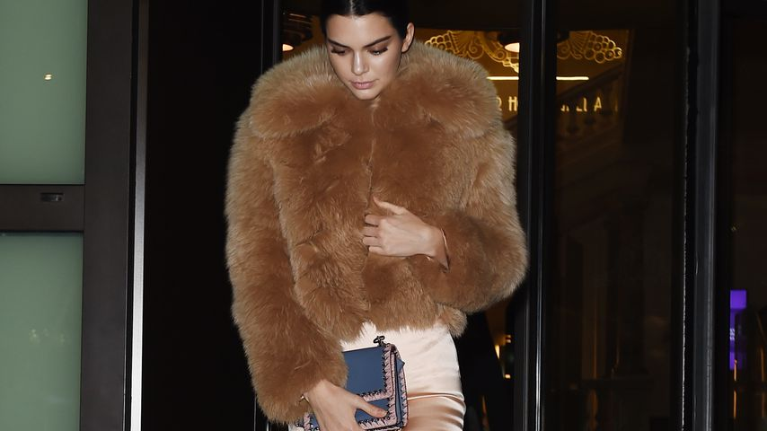 Kendall Jenner in Mailand