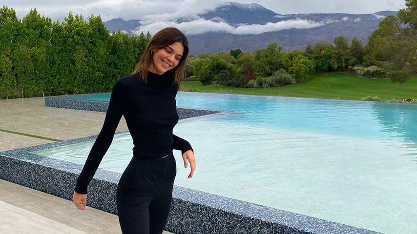 Hinter Gittern: Kendall Jenners Stalker wurde verurteilt!