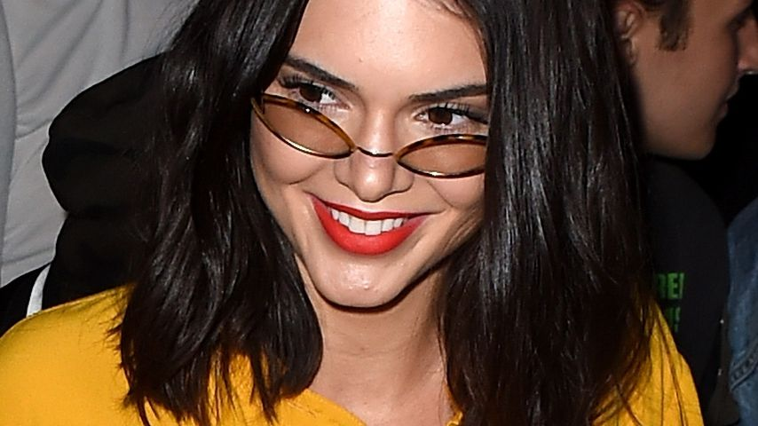 Kendall Jenner bei der Creators Fashion-Show in L.A.