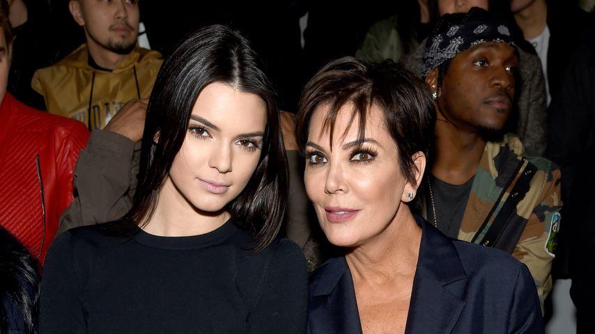Kein Bock auf KUWTK: Zwingt Kris Jenner Kendall in die Show?