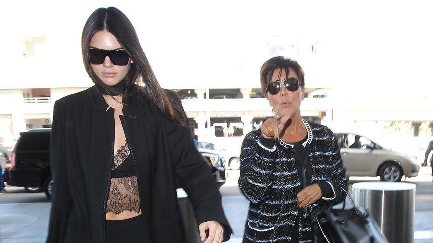 Kendall und Kris Jenner, September 2019