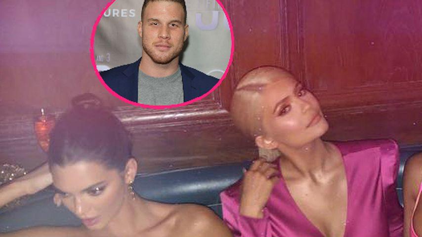 Unangenehm? Kendalls Ex war bei Kylies Geburtstagsparty!