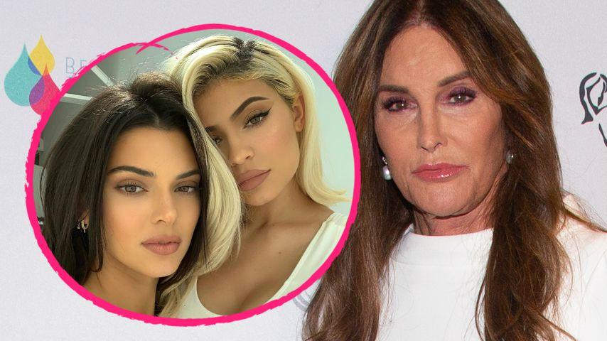 Besuchen Kendall und Kylie Jenner Caitlyn im Dschungel?