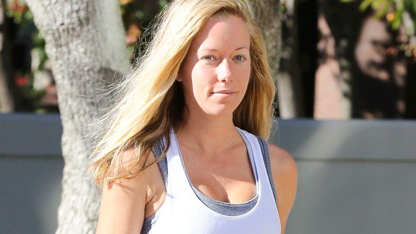 Froh & fit! Kendra Wilkinson strahlt im Sportlook