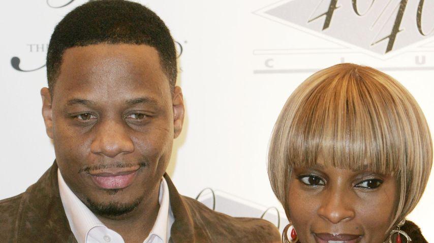 Kendu Isaacs und Mary J. Blige
