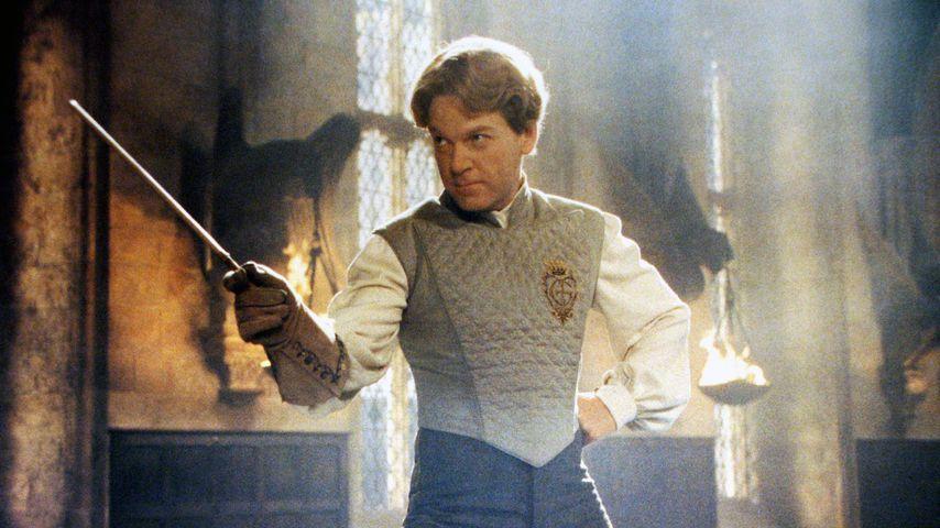 """Kenneth Branagh als Gilderoy Lockhart in """"Harry Potter und die Kammer des Schreckens"""""""