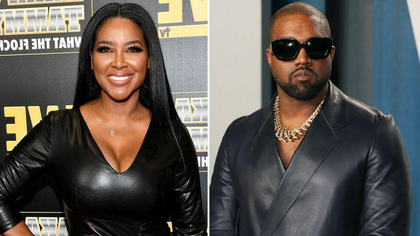 Pornopanne: Kenya Moore war auf Desaster-Date mit Kanye West