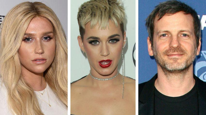 Katy missbraucht? Dr. Luke klagt wegen Keshas neuer Vorwürfe