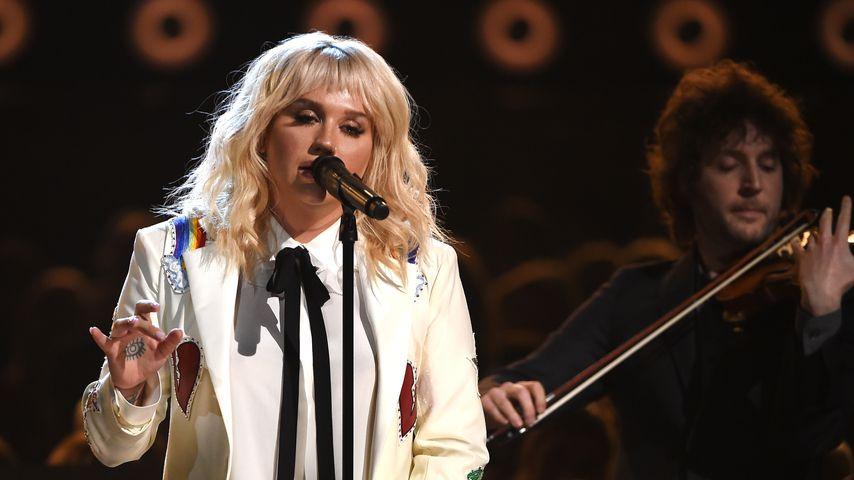 She's back! Kesha überrascht nach Prozess-Drama mit Comeback