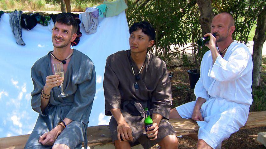 """Kevin, Bon und Arne bei """"Prince Charming"""""""