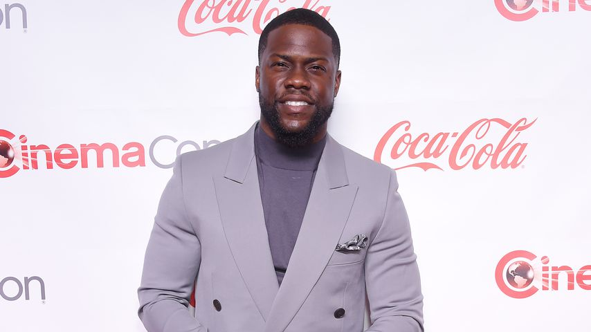 Kevin Hart bei den Big Screen Achievement Awards