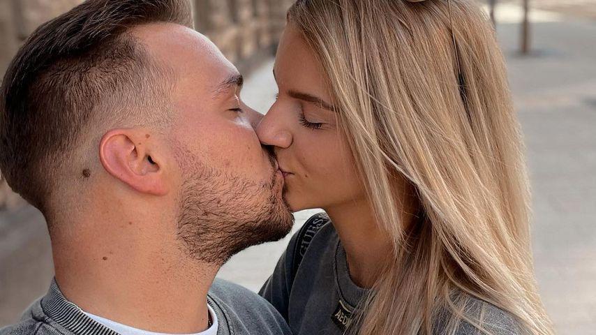 Kevin Jenewein und Pia-Sophie Remmel