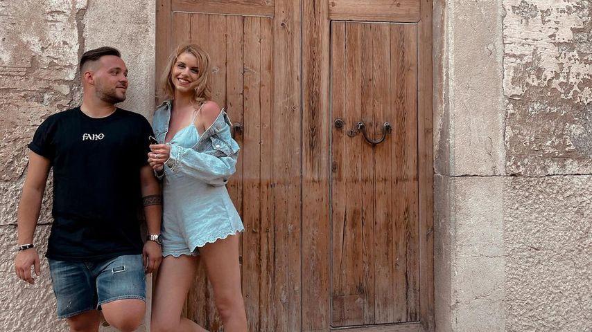Kevin Jenewein und Pia-Sophie Remmel, 2021