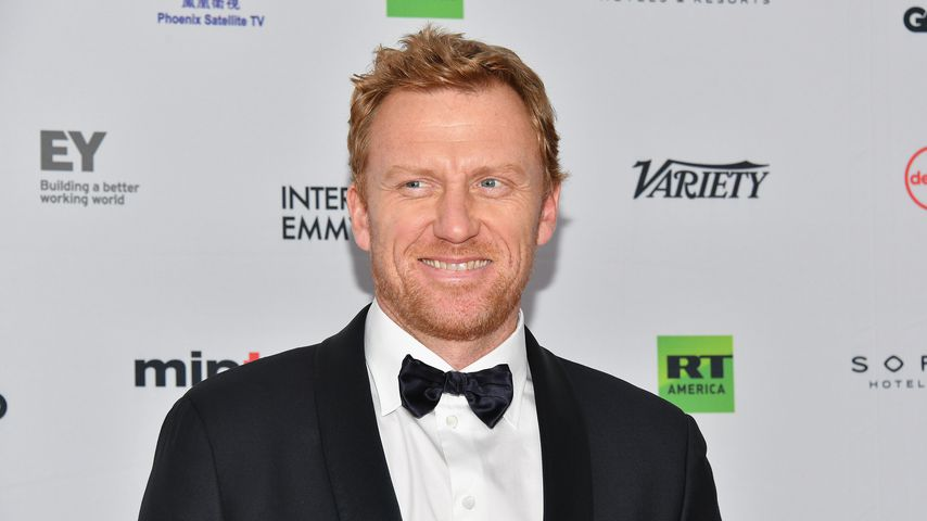 "Kevin McKidd, ""Grey's Anatomy""-Star"
