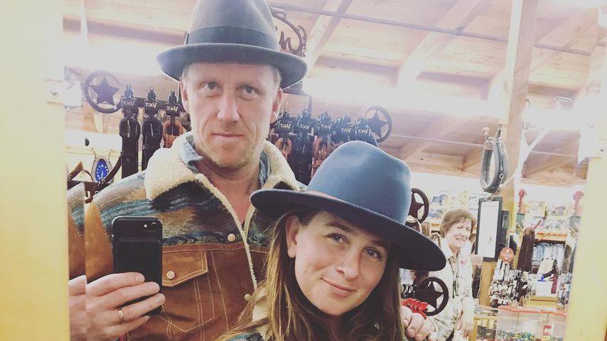 Kevin McKidd und seine Frau Arielle Goldrath