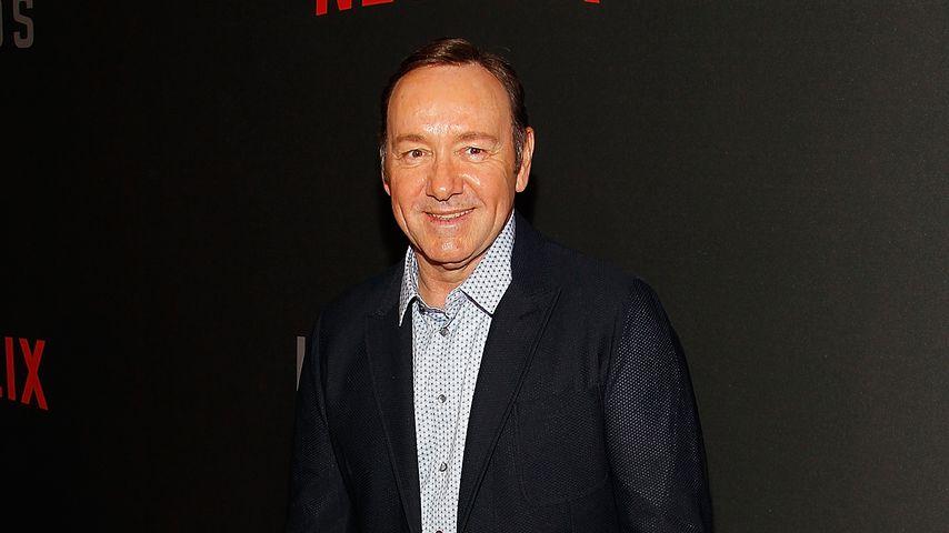 Wegen Missbrauchs-Eklat: Kevin Spacey bekommt Rollenangebot
