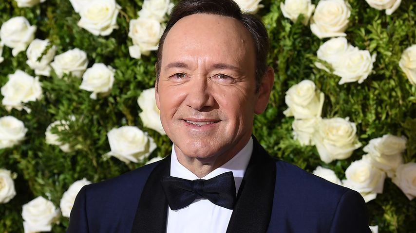 Kevin Spacey bei den Tony Awards 2017