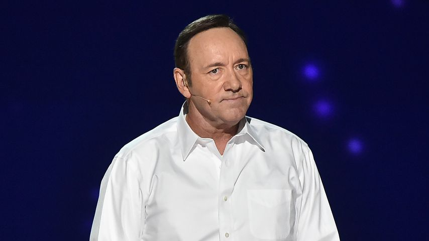 Kevin Spacey bei den Tony-Awards 2017