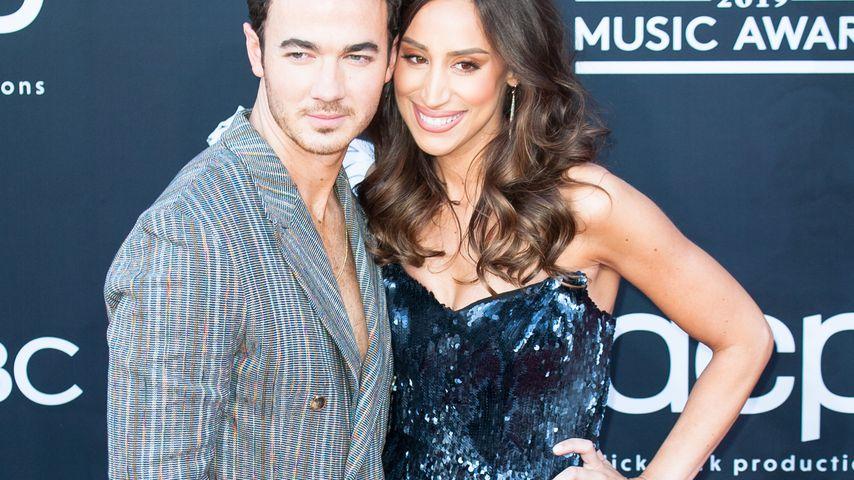 Kevin Jonas und seine Frau Danielle