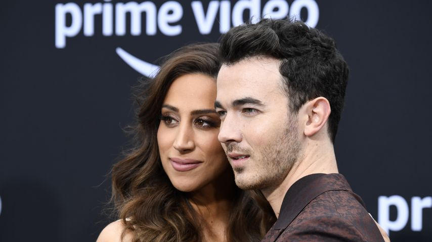 Kevin und Danielle Jonas im Juni 2019