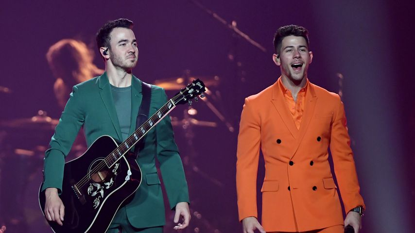 Kevin und Nick Jonas