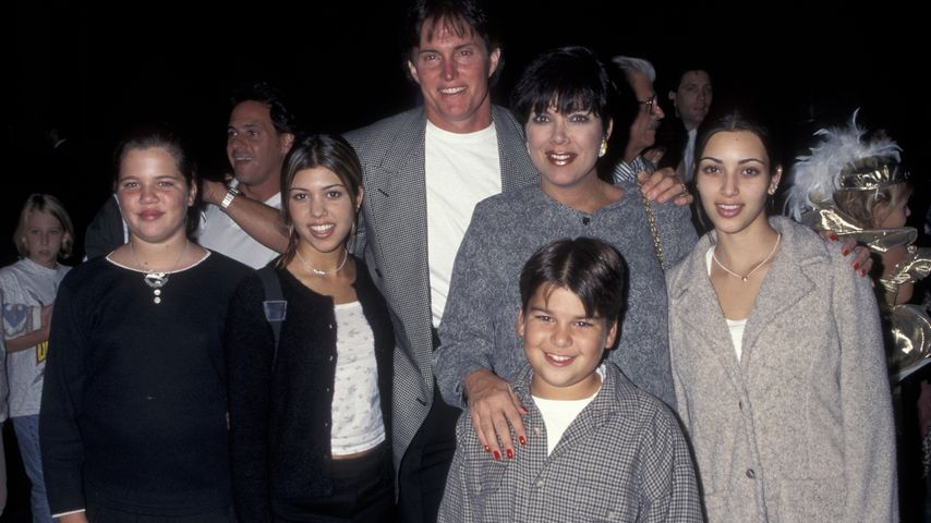 Kourtney Kardashian zum 1. Mal mit Baby on Tour