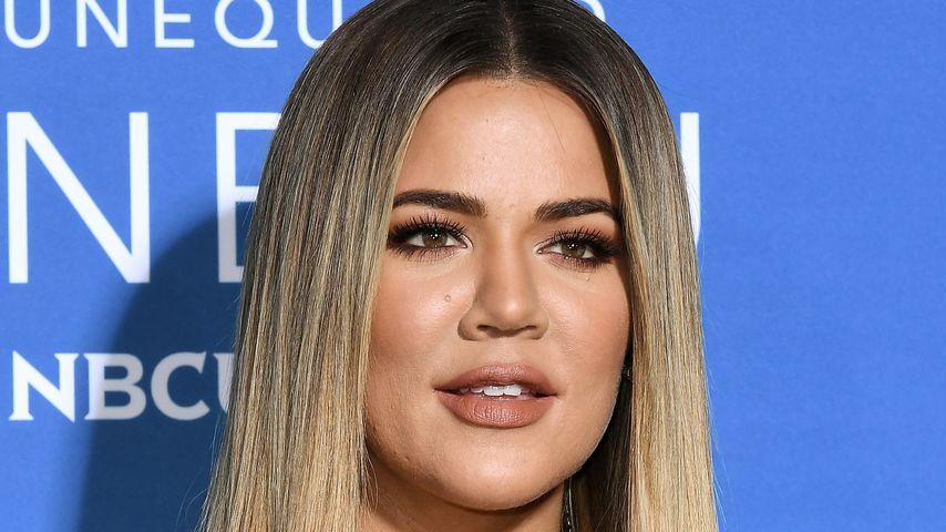 Khloe Kardashian bei NBC Universal 2017
