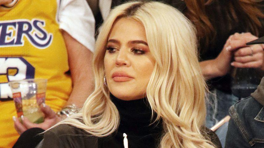 Khloe Kardashian im Januar 2019