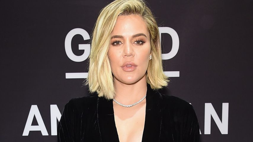 "Khloe Kardashian beim Launch ihrer Marke ""Good American"" in New York"