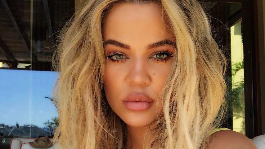 Photoshop oder OP? Fans verzweifeln an Khloe Kardashian