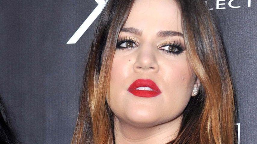Khloé Kardashian macht sich große Sorgen um Kim