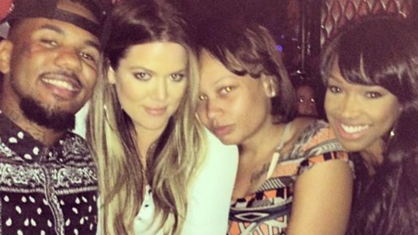 Khloé Kardashian: Geht da was mit Rapper The Game?
