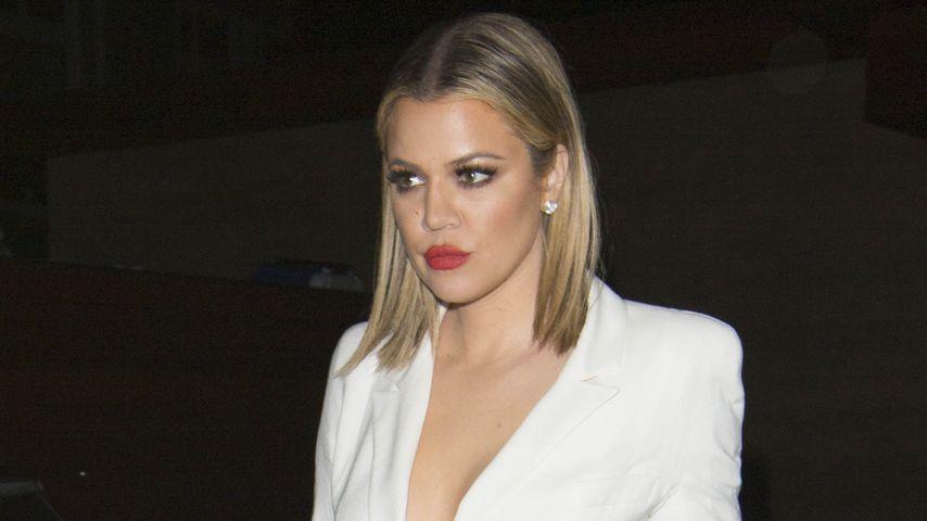 Liebeskummer: Khloe Kardashian kommt nicht über James hinweg