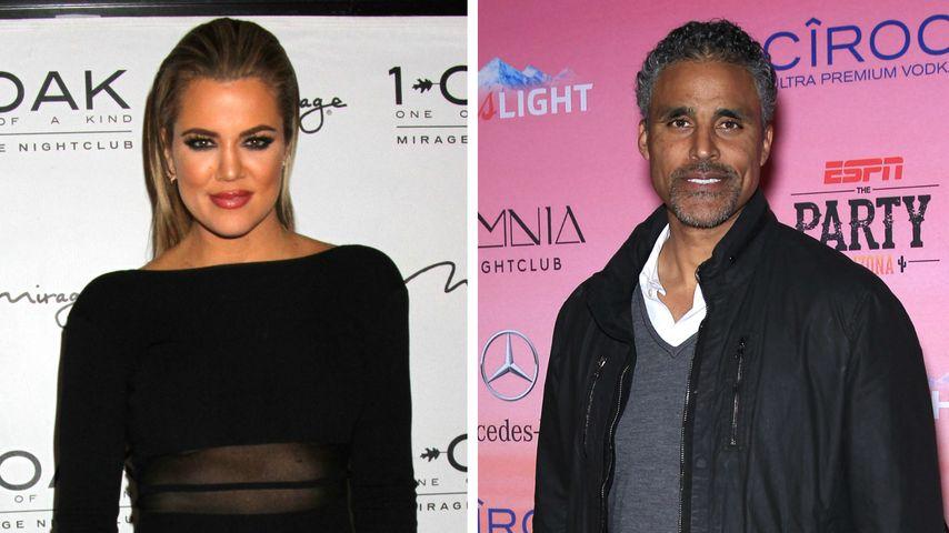 Datet Khloe Kardashian jetzt Frauenschwarm Rick Fox?