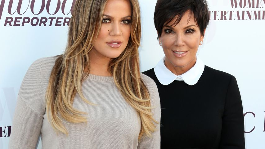 Enttäuscht! Mama Kris versäumt Khloe Kardashians Geburtstag
