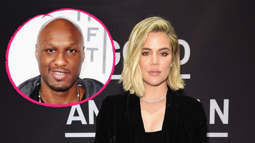 Betrogene Khloe Kardashian: Ex Lamar Odom will sie trösten!