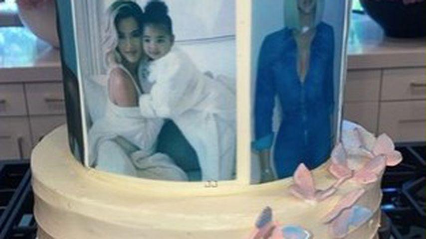Khloé Kardashians Geburtstagstorte