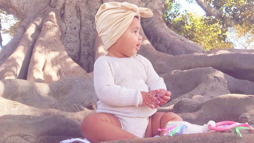 """""""Perfekte Beine"""": Khloe Kardashian verteidigt Tochter True!"""