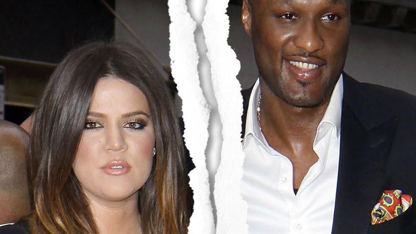 Endgültig! Khloe Kardashian & Lamar besiegeln Scheidung