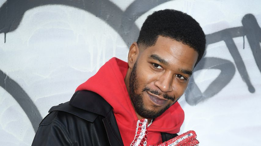 Kid Cudi bei der Paris Fashion Week im Januar 2019