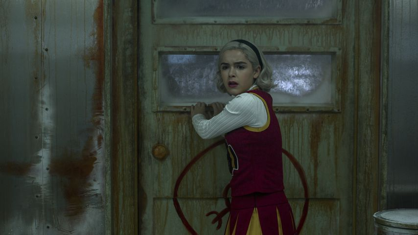 "Kiernan Shipka bei ""Chilling Adventures of Sabrina"""