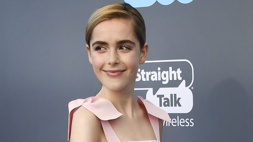 Kiernan Shipka bei den Critics' Choice Awards
