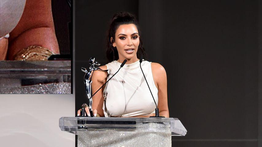 Klare Vision: Kim Kardashian will die Todesstrafe abschaffen