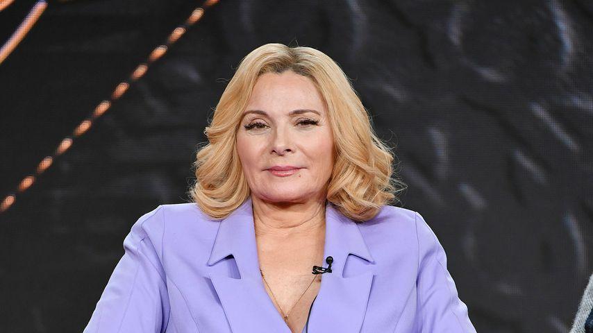 Kim Cattrall, Januar 2020