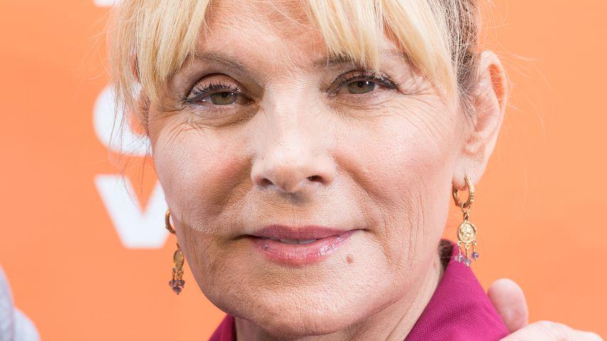 Kim Cattrall im Juni 2019