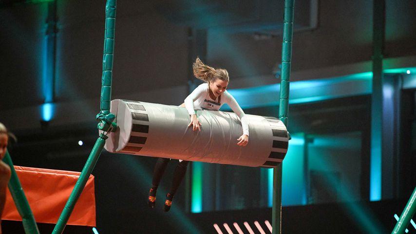 "Kim Gloss bei ""Big Bounce"""