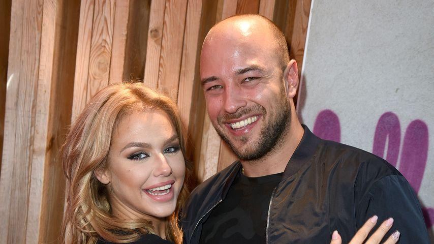 Kim Gloss und Alexander Beliaikin im Juli 2016