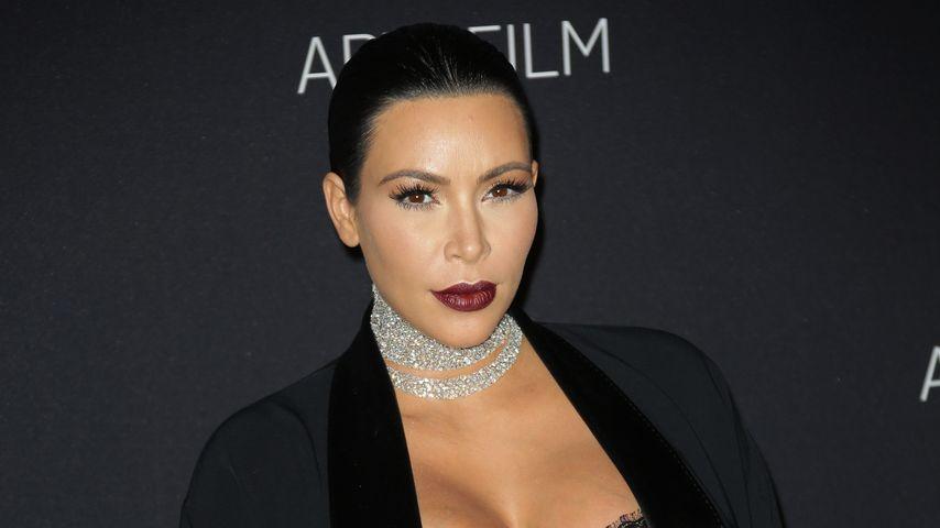 Beichte: Kim Kardashian graut es vor der Geburt ihres Sohnes