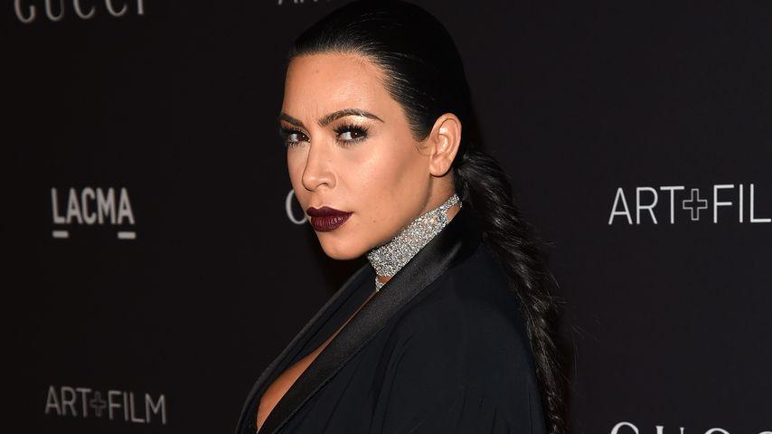 Kim Kardashian: Steht der Name ihres Sohnes bereits fest?